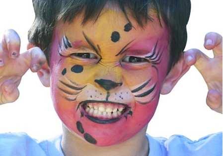 Las pinturas faciales para halloween son perjudiciales - Pinturas para halloween ...