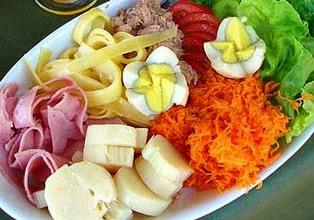 Una cena equilibrada en calor as sirve para controlar tu - Cenar ligero para adelgazar ...